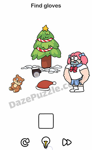 brain out help santa level 6 answer