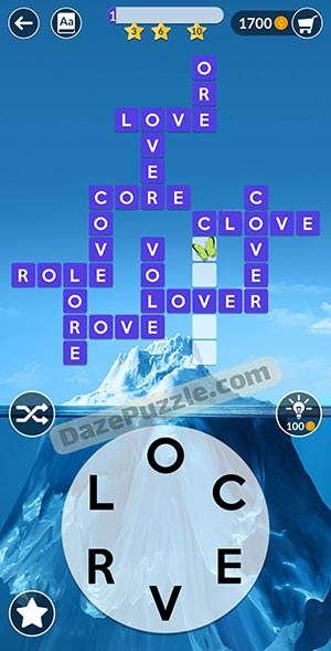 wordscapes january 1 2021 daily puzzle answer