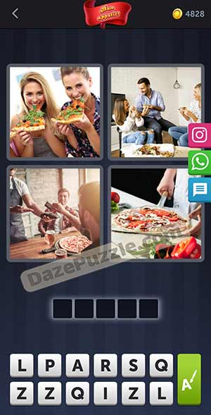 4 pics 1 word february 1 2021 daily puzzle answer