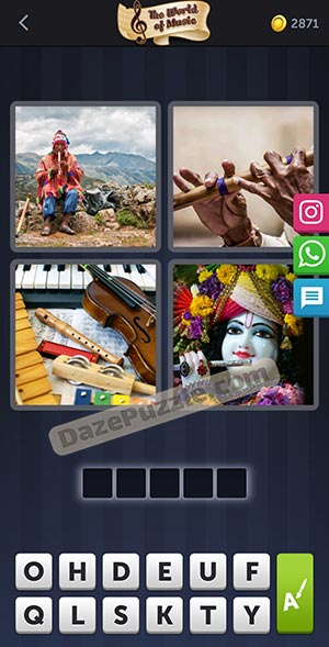 4 pics 1 word january 11 2021 daily puzzle answer