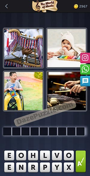 4 pics 1 word january 14 2021 daily puzzle answer