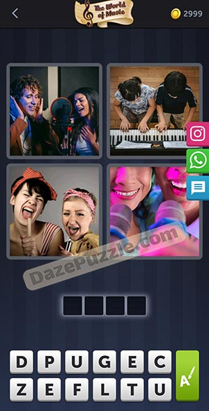 4 pics 1 word january 15 2021 daily puzzle answer