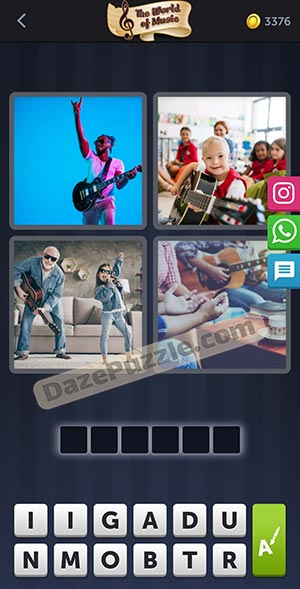 4 pics 1 word january 21 2021 daily puzzle answer