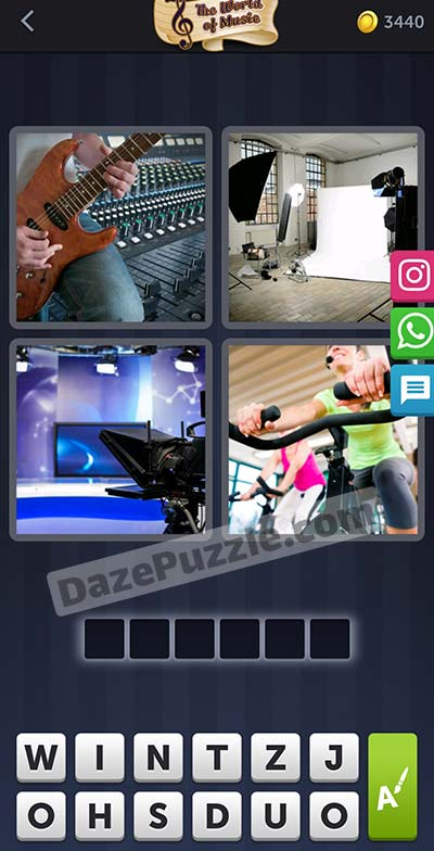 4 pics 1 word january 23 2021 daily puzzle answer