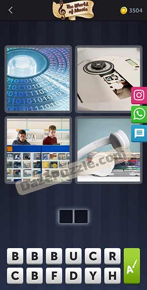 4 pics 1 word january 25 2021 daily puzzle answer