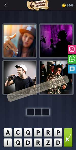 4 pics 1 word january 27 2021 daily puzzle answer