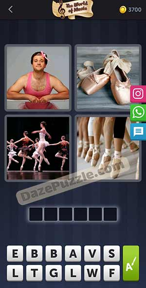 4 pics 1 word january 28 2021 daily puzzle answer