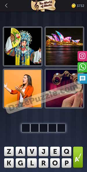 4 pics 1 word january 29 2021 daily puzzle answer