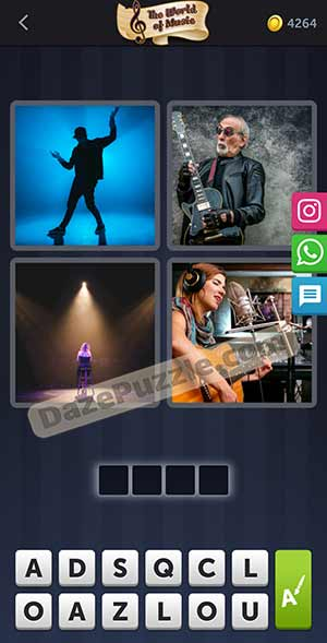 4 pics 1 word january 30 2021 daily puzzle answer