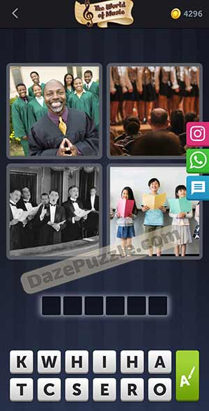 4 pics 1 word january 31 2021 daily puzzle answer