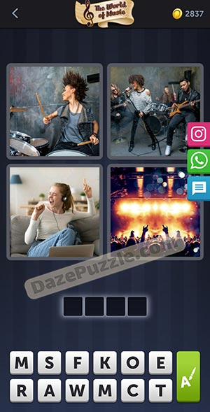4 pics 1 word january 4 2021 daily puzzle answer