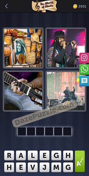 4 pics 1 word january 6 2021 daily puzzle answer