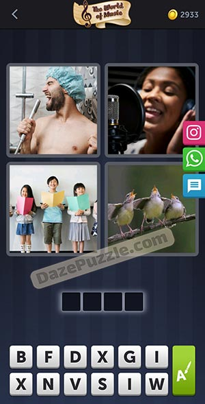 4 pics 1 word january 7 2021 daily puzzle answer