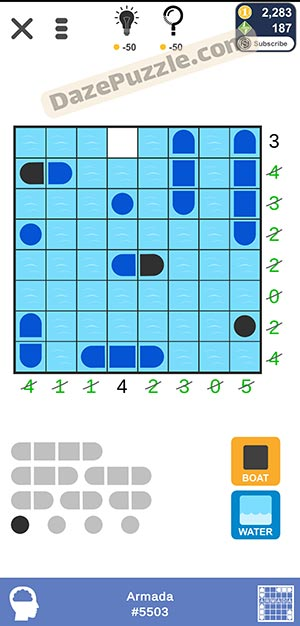 Puzzle page Armada January 21 2021 daily puzzle answer