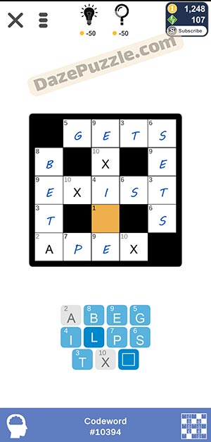 Puzzle Page Codeword January 13 2021 Answers