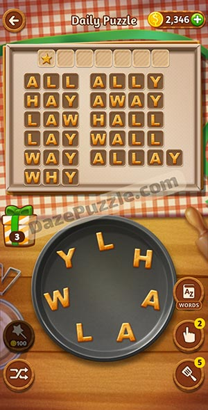 word cookies january 14 2021 daily puzzle answer