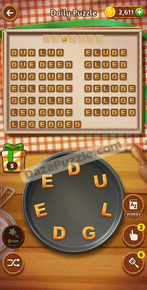 word cookies january 24 2021 daily puzzle answer