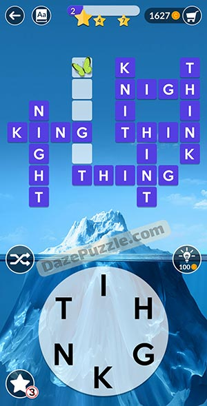 wordscapes january 10 2021 daily puzzle answer