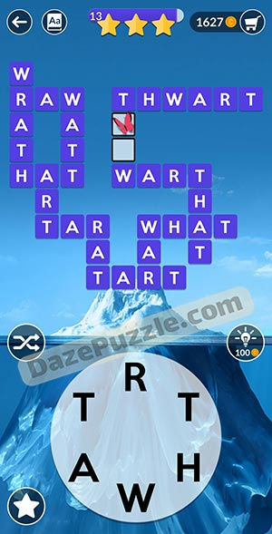 wordscapes january 12 2021 daily puzzle answer