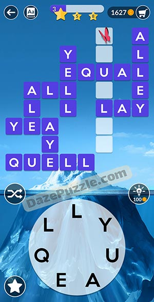 wordscapes january 13 2021 daily puzzle answer