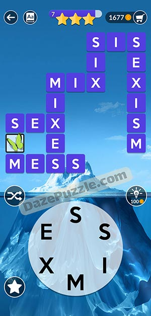 wordscapes january 15 2021 daily puzzle answer