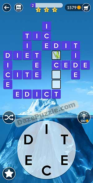 wordscapes january 25 2021 daily puzzle answer