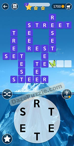 wordscapes january 3 2021 daily puzzle answer