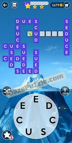 wordscapes january 30 2021 daily puzzle answer