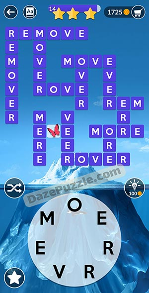wordscapes january 5 2021 daily puzzle answer