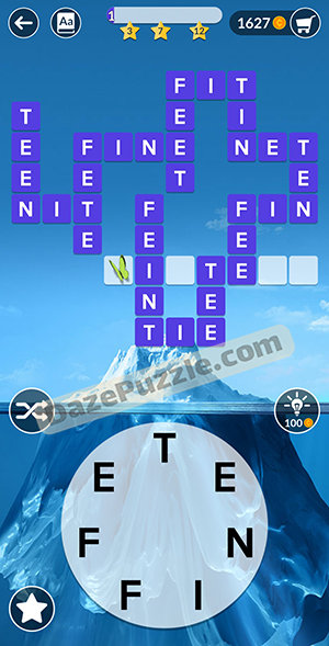 wordscapes january 9 2021 daily puzzle answer
