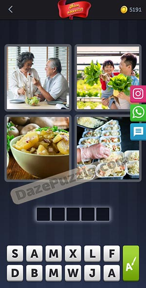 4 pics 1 word february 10 2021 daily puzzle answer