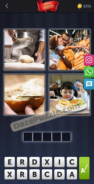 4 pics 1 word february 12 2021 daily puzzle answer