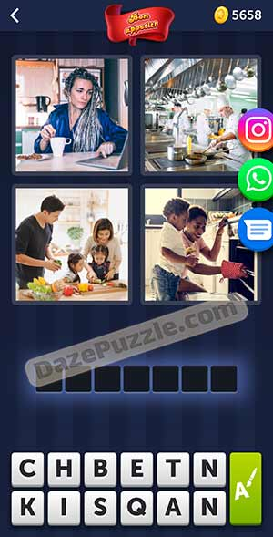 4 pics 1 word february 16 2021 daily puzzle answer