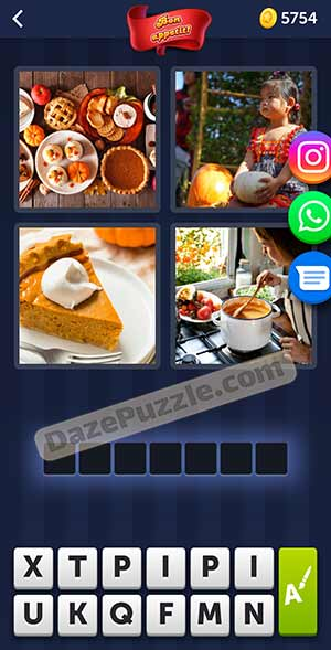 4 pics 1 word february 19 2021 daily puzzle answer