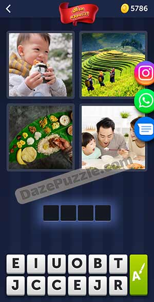 4 pics 1 word february 20 2021 daily puzzle answer