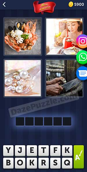 4 pics 1 word february 26 2021 daily puzzle answer