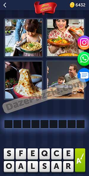 4 pics 1 word february 27 2021 daily puzzle answer