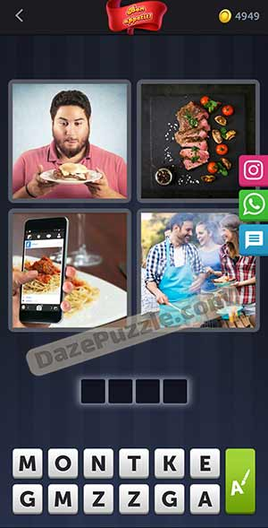 4 pics 1 word february 4 2021 daily puzzle answer
