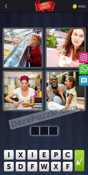 4 pics 1 word february 5 2021 daily puzzle answer