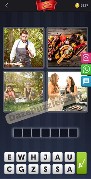 4 pics 1 word february 8 2021 daily puzzle answer