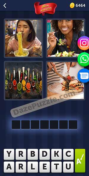 4 pics 1 word february 27 2021 daily bonus puzzle answer