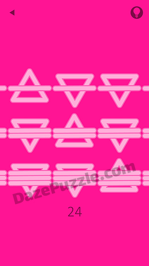 Pink level 24 answer