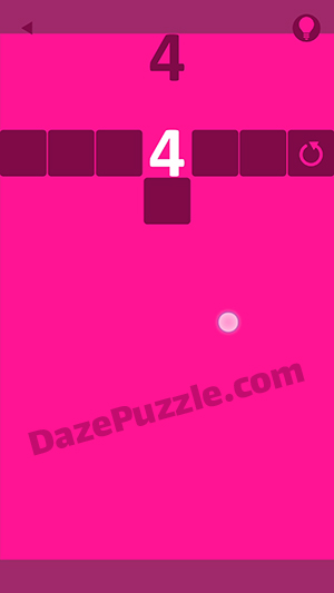 Pink level 44 answer