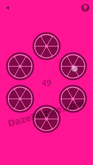 Pink level 49 answer