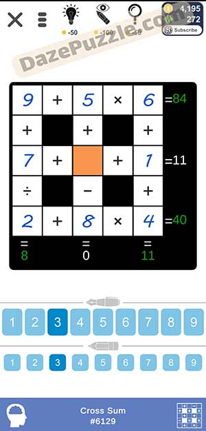 Puzzle Page Cross Sum February 3 2021 Answers