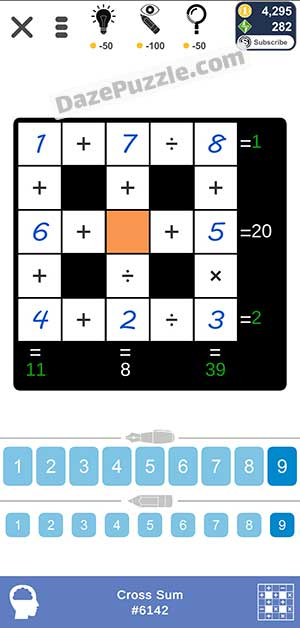Puzzle Page Cross Sum February 5 2021 Answers