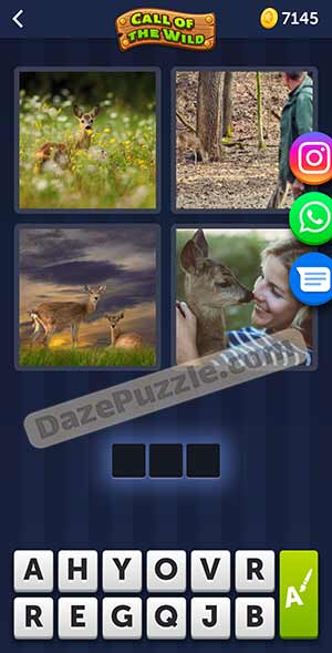 4 pics 1 word March 10 2021 daily puzzle answer