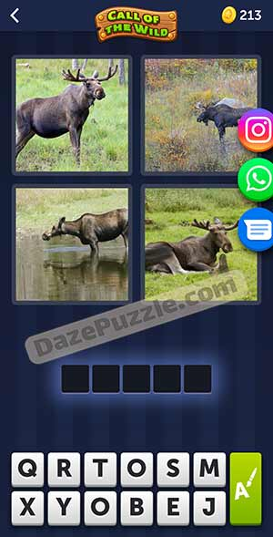 4 pics 1 word March 17 2021 daily puzzle answer