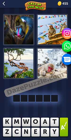 4 pics 1 word March 23 2021 daily puzzle answer