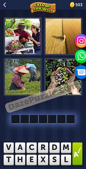 4 pics 1 word march 24 2021 daily bonus puzzle answer